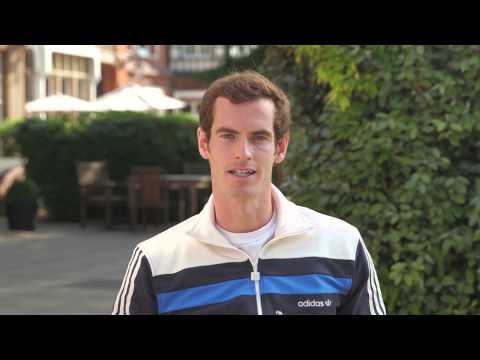Official Video - Andy Murray