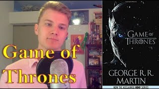 GAME OF THRONES - By George R. R. Martin (Book Review)