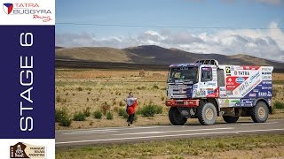 TATRA BUGGYRA RACING on DAKAR 2017 - Stage 6
