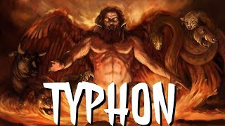 MF #25: Typhon, The Father of all Monsters [Greek Mythology]