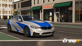 The Crew 2 | BMW M4 | (NFS MOST WANTED EDITION)
