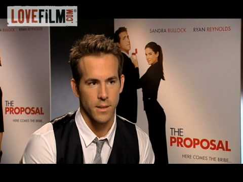 Ryan Reynolds | The Proposal | LOVEFiLM