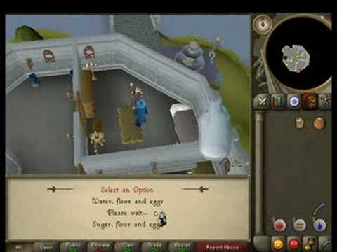 RuneScape – Pre-EOC – Recipe for Disaster – Pt 5 – Lumbridge Guide