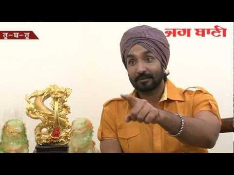 Jassi Jasraj Vs Honey Singh Interview,national Villager Jassi Jasraj Part 2 video