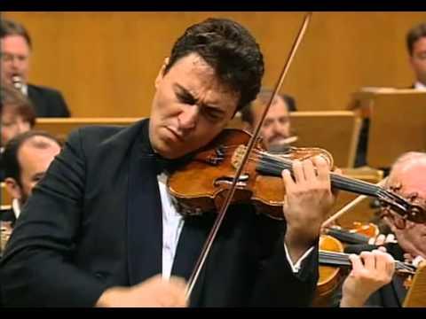 Сибелиус Ян - Концерт для скрипки с оркестром