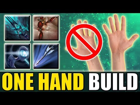 Full Passive One Hand Hero Build [Ability Draft Update 7.07 incoming] Dota 2 Ability Draft