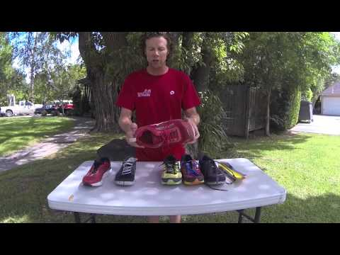 Running Shoes - What I Am Wearing These Days by Coach Steve Mackel