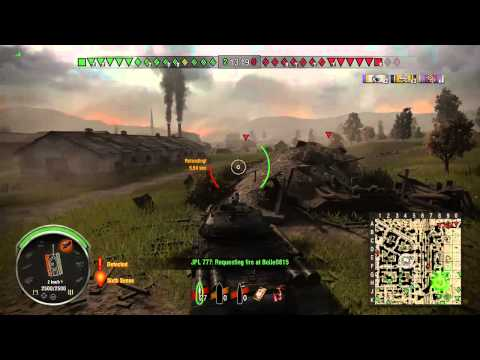 World of Tanks Xbox One Big Guns, Big Money, Big Gas Live Stream 9//12/15