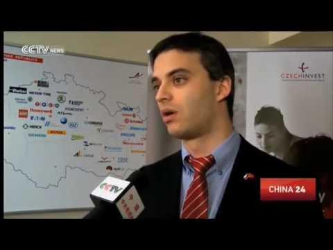 17525 rizne economics CCTV News Czech Republic seeks more investment from China