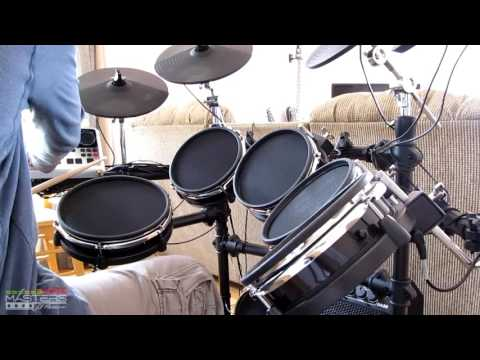 Review: Alesis DM10 Electronic Drum Kit - (2016)