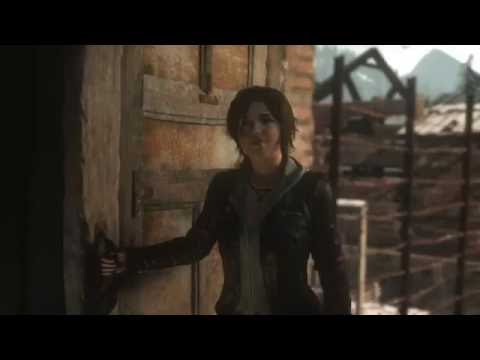 Rise of the tomb raider: Find Jonah in the prison block