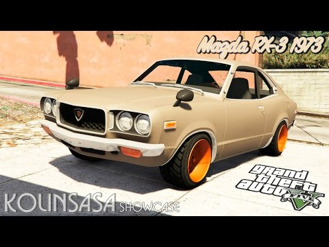 Mazda RX-3 1973 [add-on]