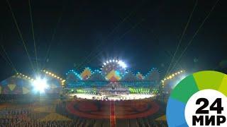 В Кыргызстане стартовали Всемирные игры кочевников - МИР 24