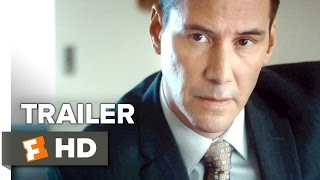 Exposed Official Trailer #1 (2015) - Keanu Reeves, Ana De Armas Drama HD