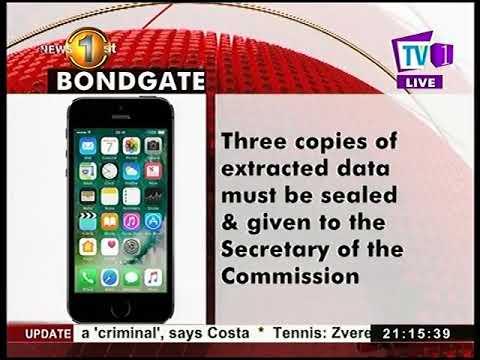 bond commission orde|eng