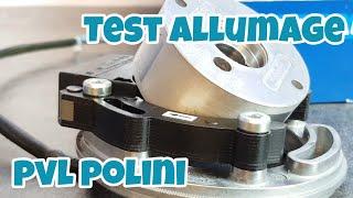 Test allumage Polini