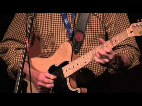 JERRY DONAHUE - ROCKING THE DOG - CUMBRIA GUITAR SHOW 2011