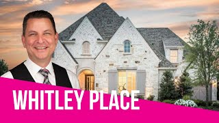 Whitley Place | Prosper Tx | Huntington Homes Model | New Homes | Best Prosper Agent