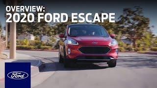 The All-New 2020 Ford Escape   Escape   Ford