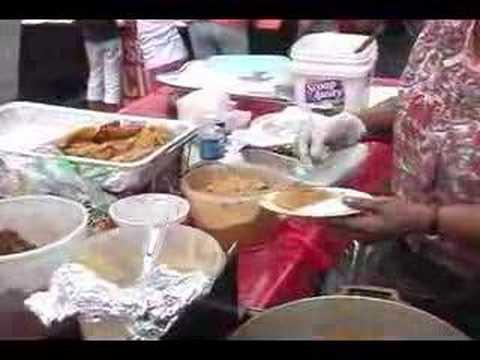 Tasty Puerto Rican Frituras Food