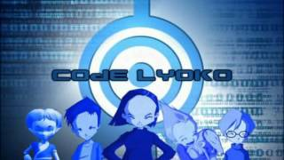Code Lyoko Opening - French/English Combination.