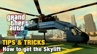 GTA: The Ballad of Gay Tony - Tips & Tricks - How to get the Skylift