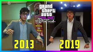 The One HUGE Problem That Rockstar Has With The Diamond Casino & Resort DLC Update In GTA 5 Online!