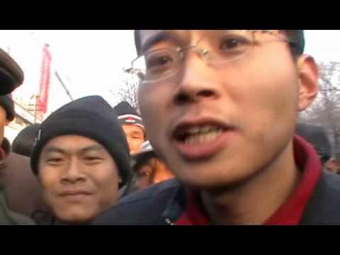migrant workers in Urumqi