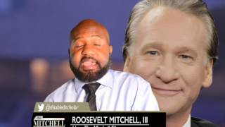 "Should Bill Maher be fired for calling himself a ""house nigg*r"""