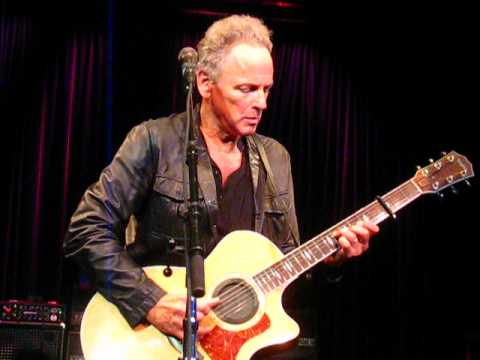 Lindsey Buckingham Antones 082212 Never Going Back Again