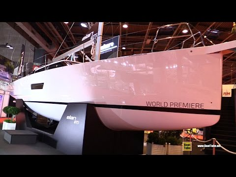 2017 Elan GT5 Sailing Yacht - Deck and Interior Walkaround - Debut at  2016 Salon Nautique Paris