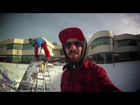 GoPro HD Snowboard Realms Se 4 ep 10 Jibbin