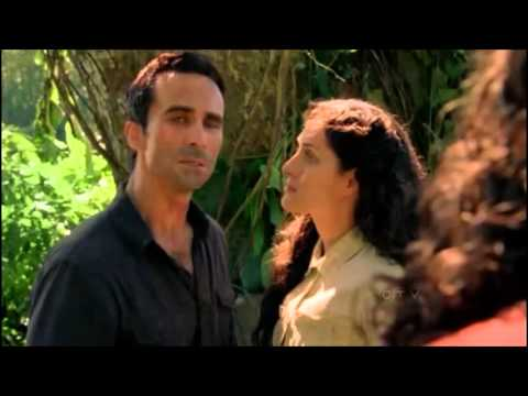 Lost  Ricardo and Isabella communicate through Hurley, Ab Aeterno, Season 6, Episode 9 avi
