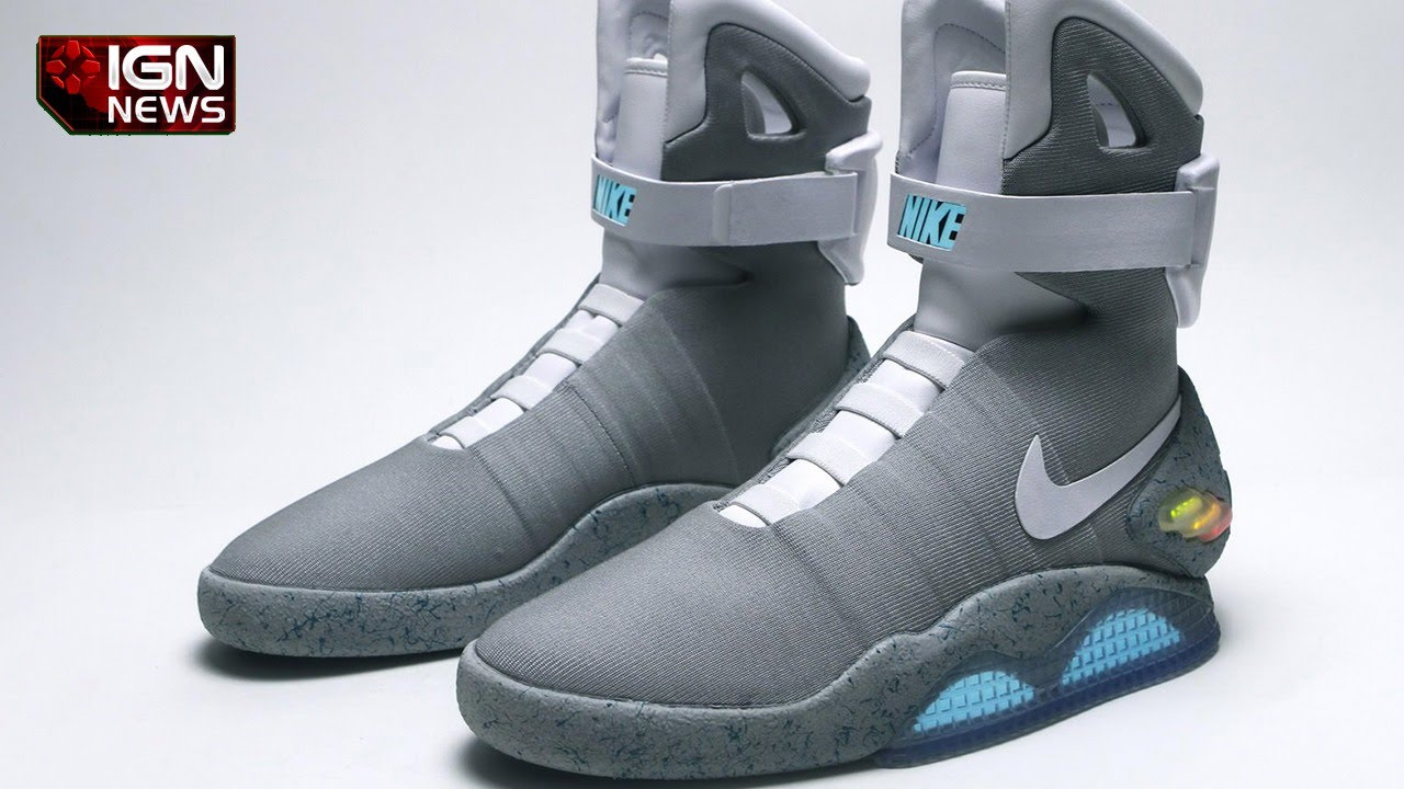nike back to the future price