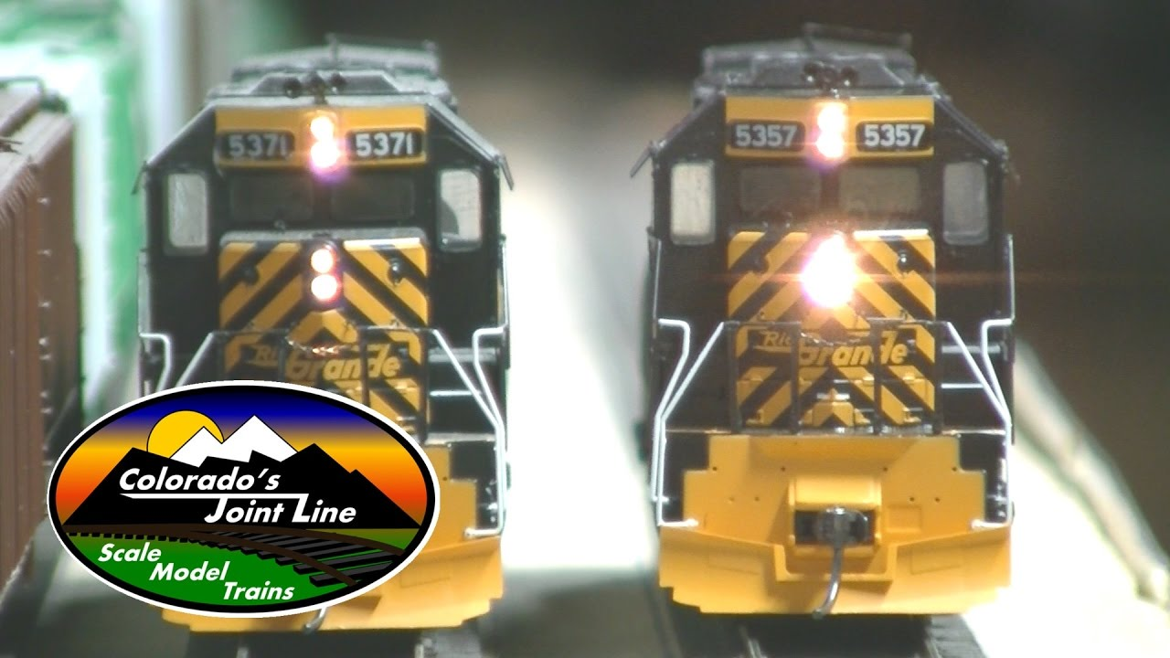 How To Install A MARS Light In An Model Railroad HO Scale
