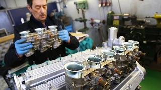 Come funziona il Carburatore - Davide Cironi Drive Experience (SUBS)