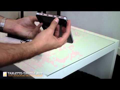 Déballage de la tablette chinoise Haipad M7 sous Android