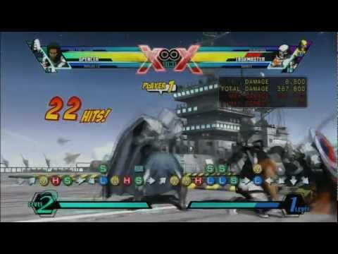 Umvc 3 - Meu Cmv Spencer :)