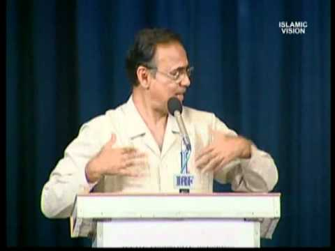 Is Non-vegetarian Food Permitted Or Prohibited For A Human Being? - Dr. Zakir Naik V.s. R. Zaveri video