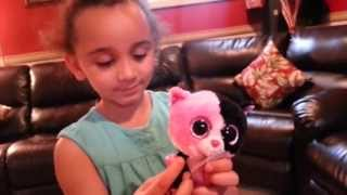 OPENING VID: Beanie Boo #102  (Dazzle)
