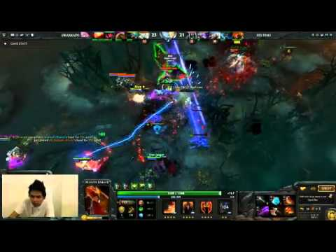 Dota 2 Rambulan #16: Semi: Moveslikejaeger Vs Russiel video