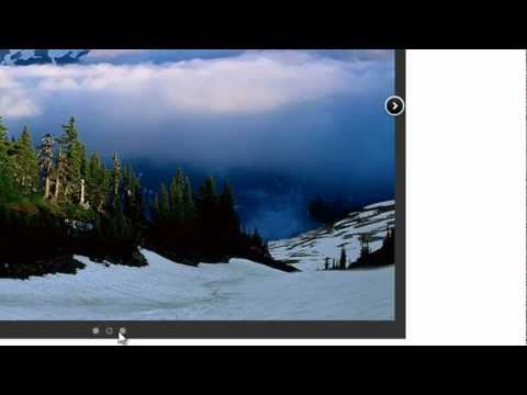 Dreamweaver CS 5/ CS 5.5  Tutorial : Easy Rotator - JQuery Picture Gallery within minutes !!