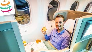 British Airways Business Class 787 Dreamliner | GlobalTraveler.TV