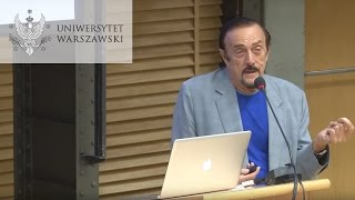 "Prof. Philip Zimbardo, ""Enjoying the time of your life"""