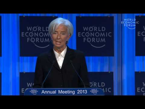 Davos 2013 - Resilient Dynamism - Special Address by Christine Lagarde