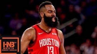 Houston Rockets vs New York Knicks Full Game Highlights | 01/23/2019 NBA Season