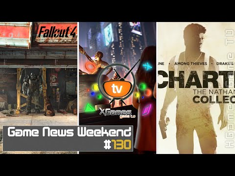 Game News Weekend — #130 от XGames-TV (Игровые Новости)
