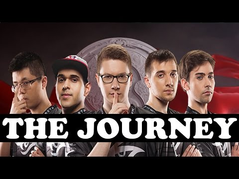 THE JOURNEY TO THE INTERNATIONAL GAME 3 - QUALIFIERS - TEAM SECRET - Dota 2