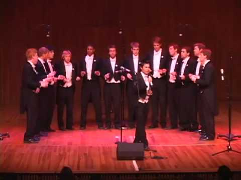 The Dukes Men of Yale - What a Good Boy - ICCA Semifinals 2009