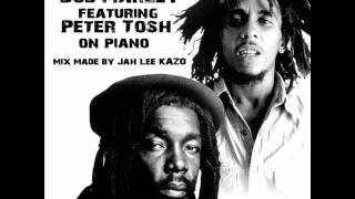 Bob Marley feat Peter Tosh on piano No Woman No Cry Full version